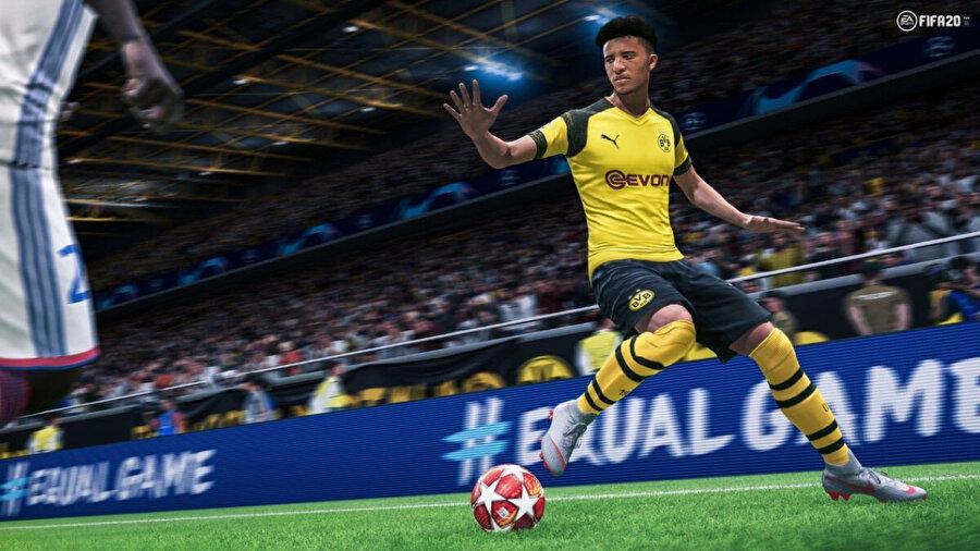 FIFA 20, FIFA 19'a orana birçok oyun içi dinamik değişikliğine de teşne olacak.