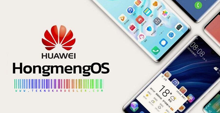 HongMeng OS ismine aralarında Türkiye'nin de bulunduğu birçok farklı ülkede yatırım yapılıyor.