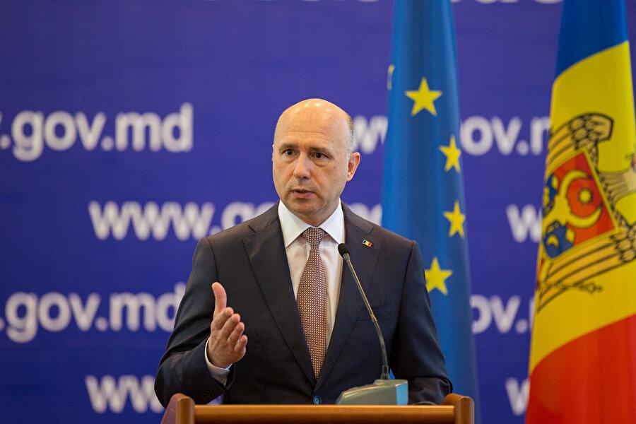 Moldova geçici Cumhurbaşkanı Pavel Filip, büyükelçiliği taşıma kararını çok önce aldıklarını savundu.