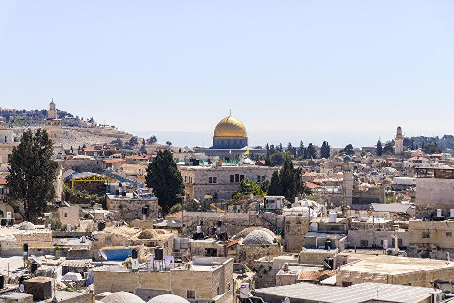 Trump'ın Kudüs'ü İsrail'in başkenti olarak tanıma kararı, uluslararası kamuoyundan destek görmedi.