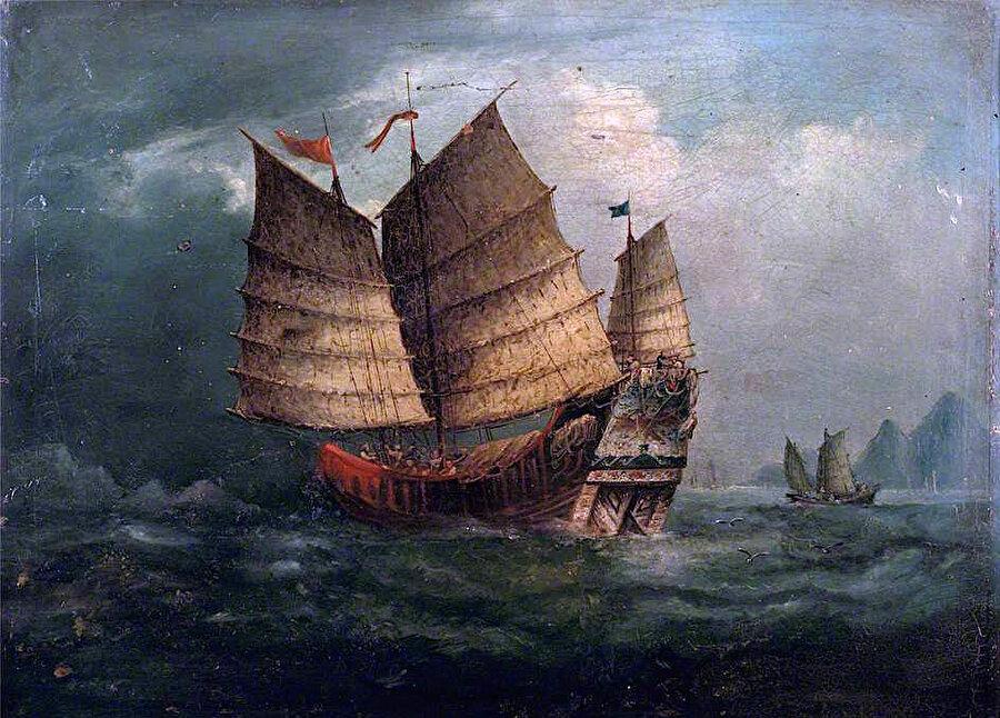 1405 yılında ilk seferine çıkan filo daha sonraları 6 büyük sefer daha gerçekleştirdi.