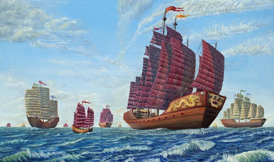 Hayatının büyük bir bölümünü denizlerde geçiren Zheng He, hayata gözlerini yine denizlerde yumdu.