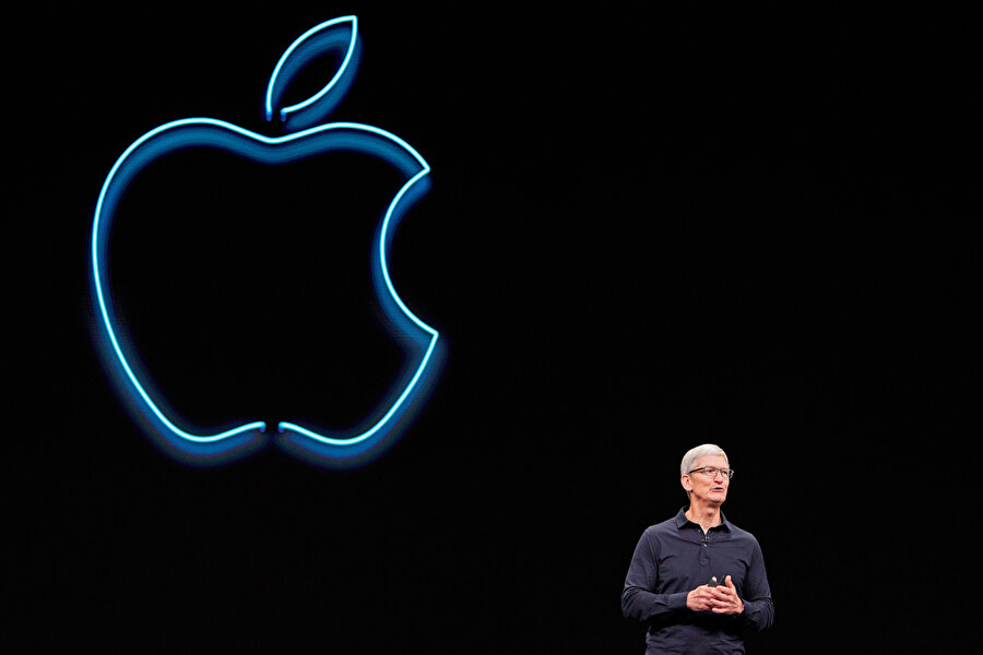 Apple CEO'su Tim Cook