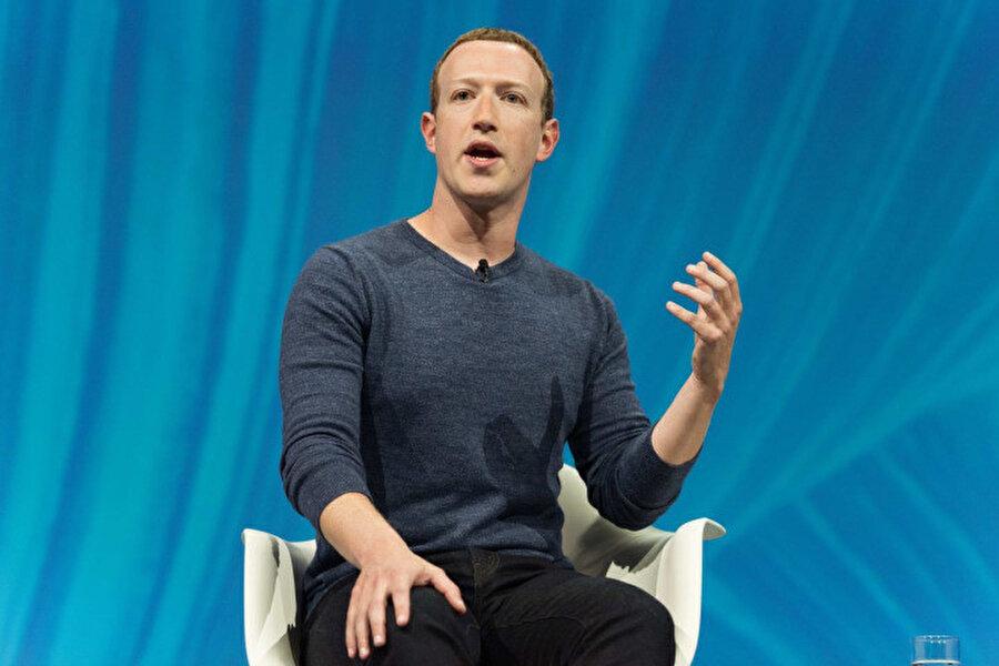 Facebook ve Mark Zuckerberg'in kripto para konusunda farklı şirketlerle temas halinde