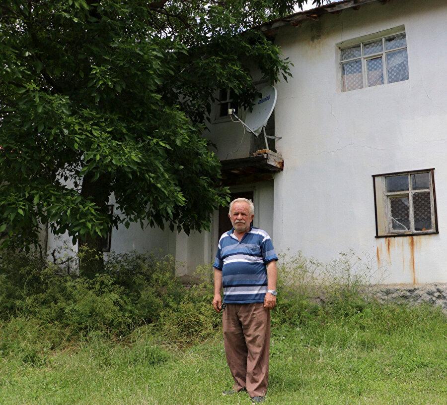 Johnson'ın Kalfat'ta bulunan köylüleri açıklamalarda bulundu.