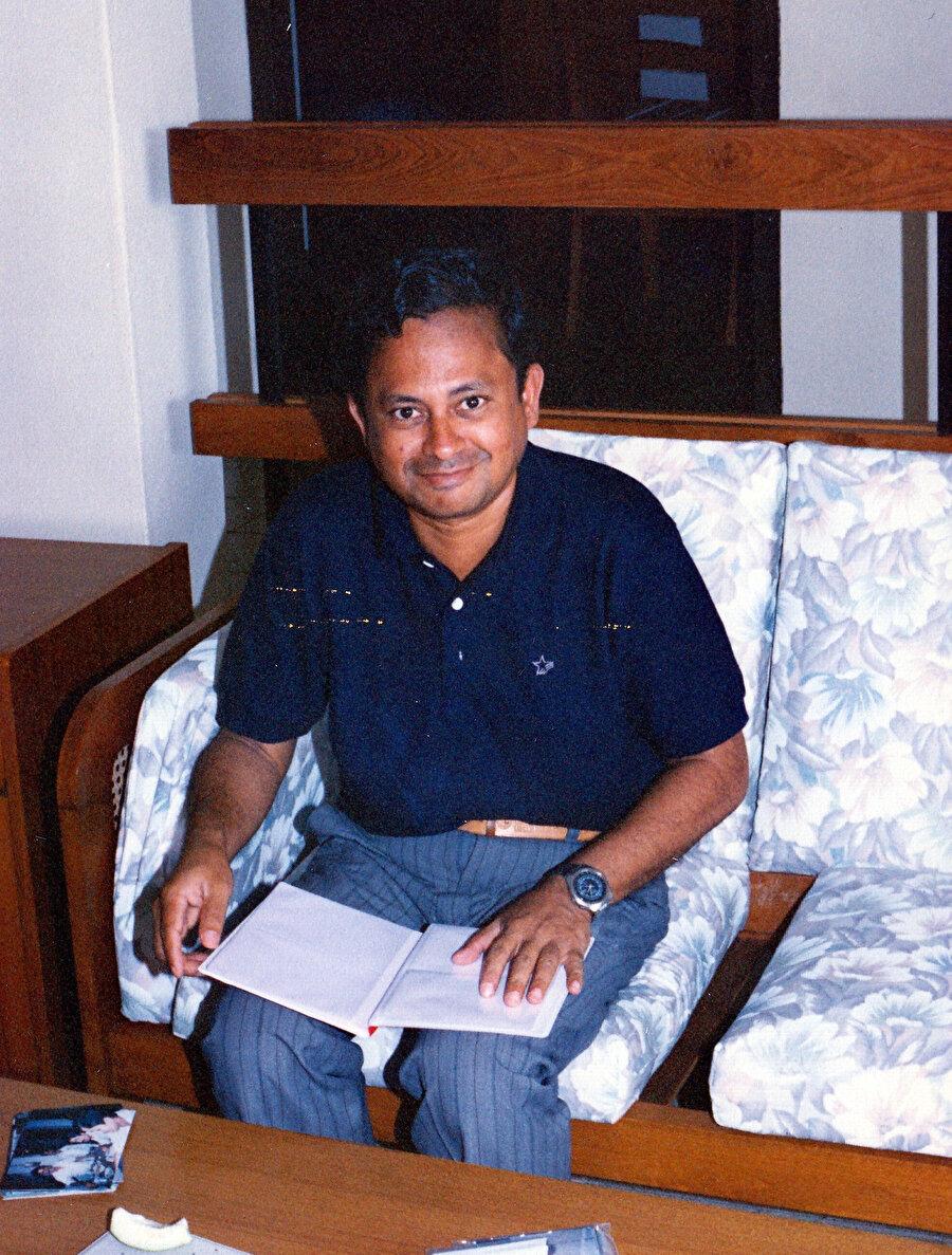 Malezya Uluslararası İslam Üniversitesi öğretim üyesi Doç. Dr. İshtiaq Hossain.