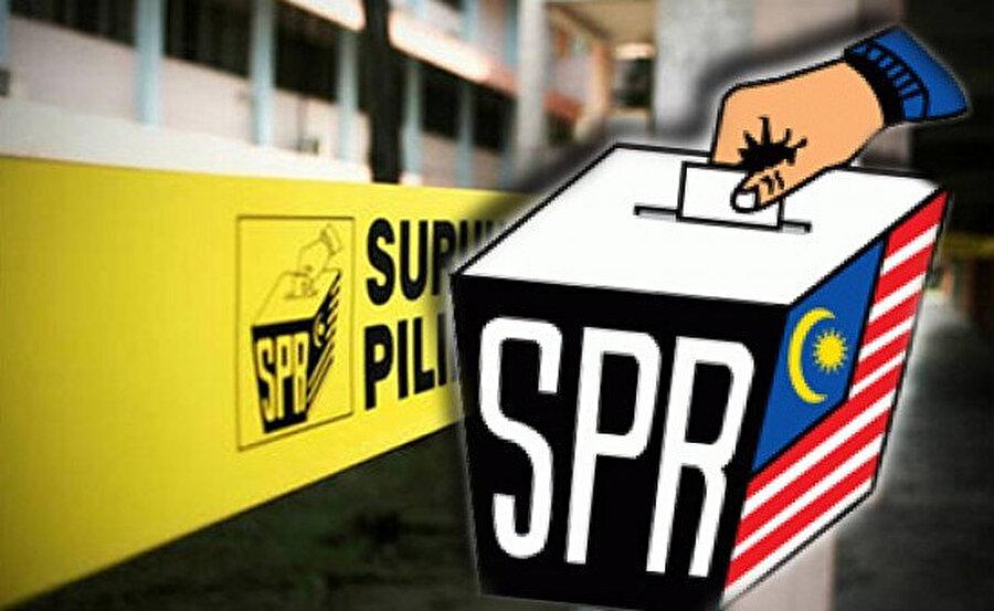 Malezya'nın genel seçim sembolü.