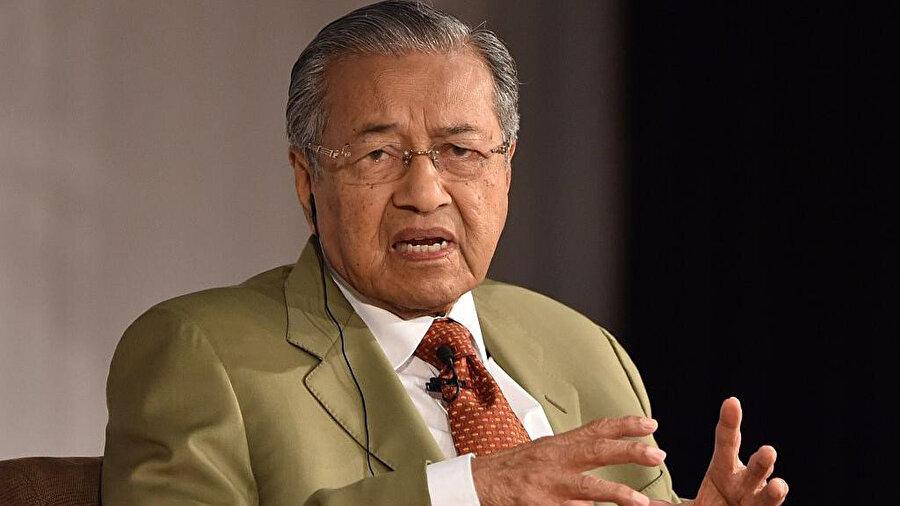 Mahathir Muhammed.