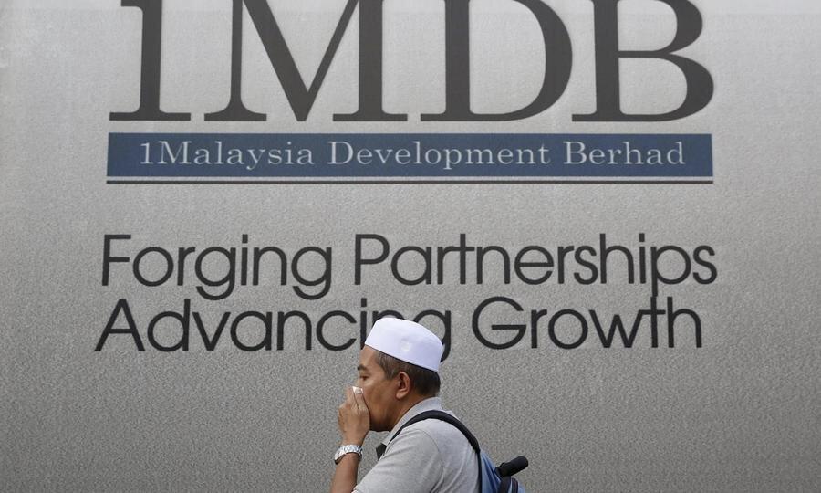 1 Malezya Gelişim Kamu Şirketi.