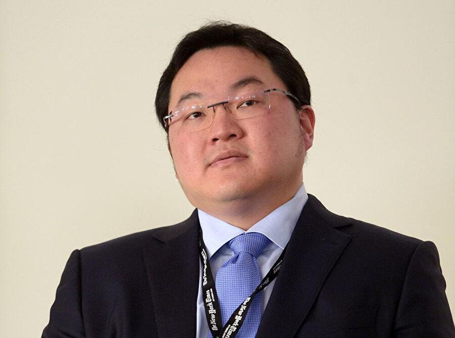 Jho Low olarak bilinen Low Taek Jho.