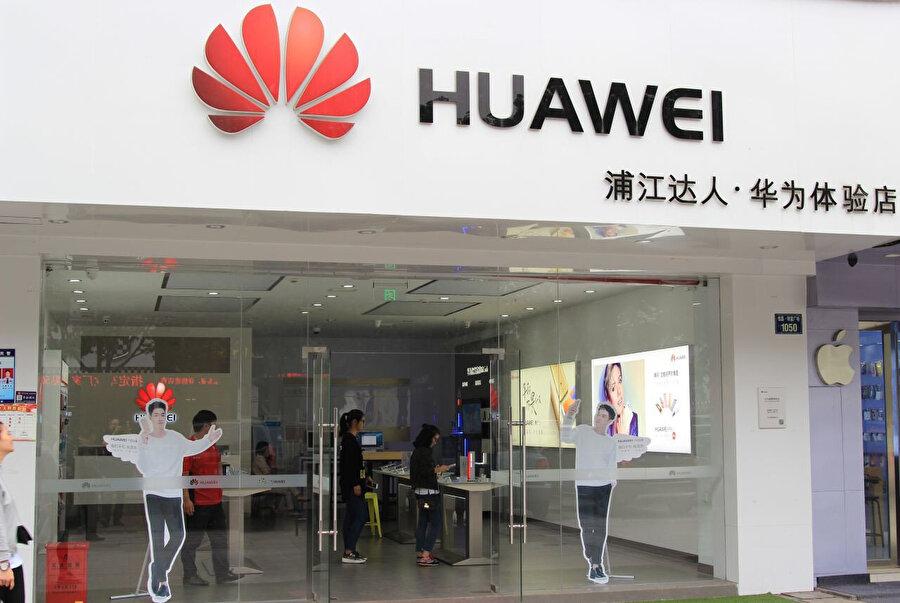Huawei, Çin'in teknoloji yürüyüşünün önemli parçalarından biri olarak nitelendiriliyor.