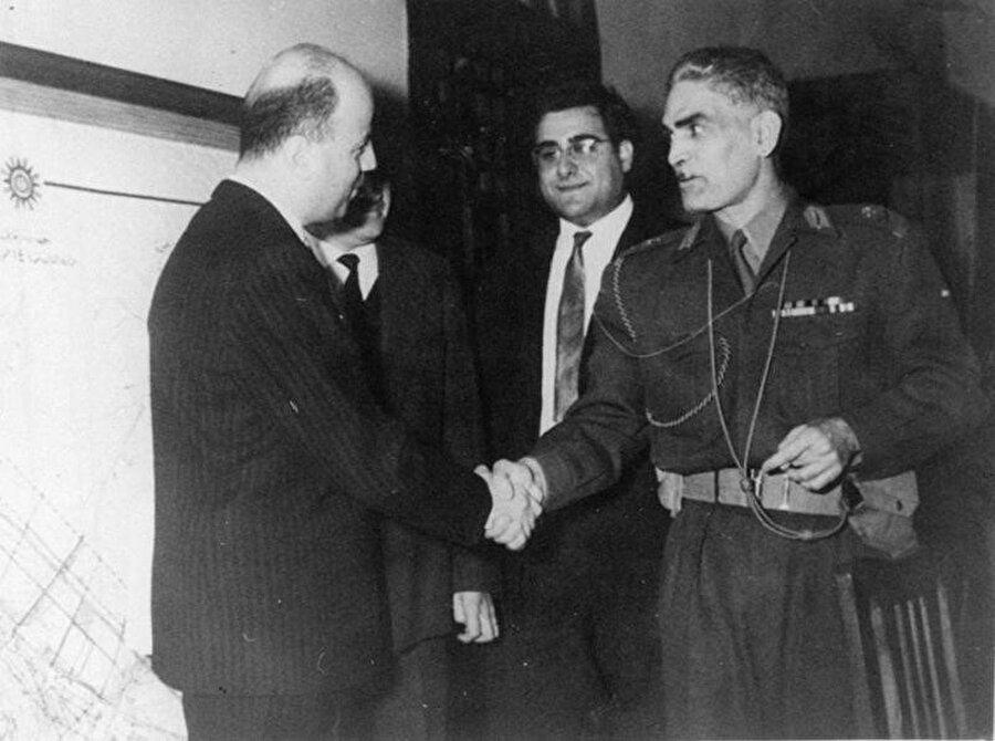 Irak Başkanı Abdülkerim Kasım 1960.