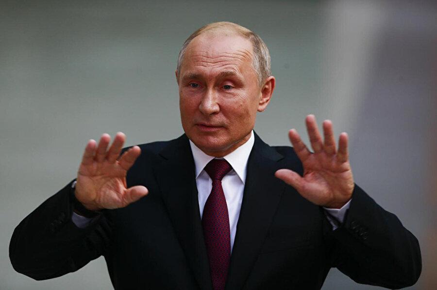 Rusya Devlet Başkanı Vladimir Putin, ABD ile İran arasında silahlı çatışmanın bölge için