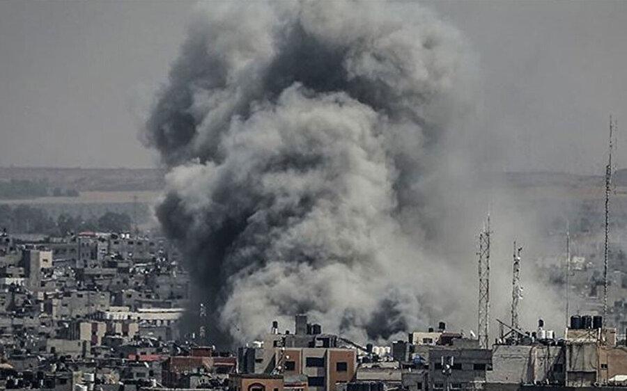Gazze'deki saldırılar her geçen gün artan bir şiddetle devam ediyor