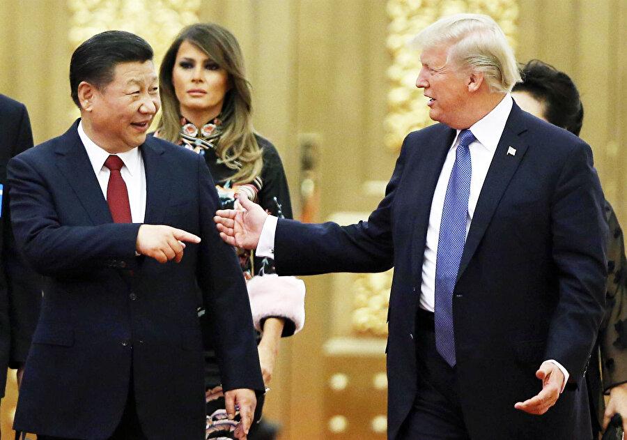 Şi Cinping-Donald Trump