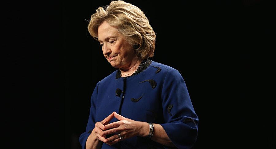 ABD 2016 Başkanlık seçimleri Demokrat Parti Başkan Adayı Hillary Clinton
