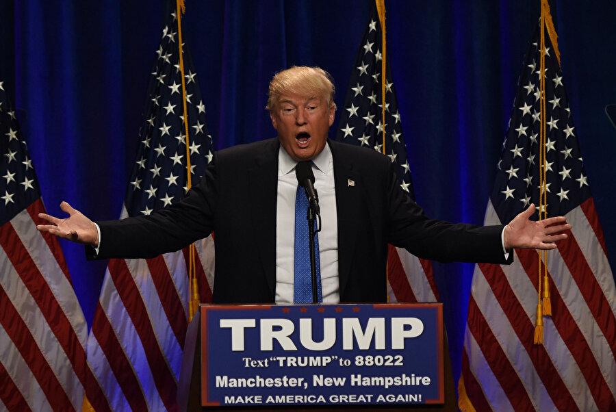 Donald Trump, seçime 17 aydan az bir süre kala vites artırarak çalışmalarına hızlandırdı.