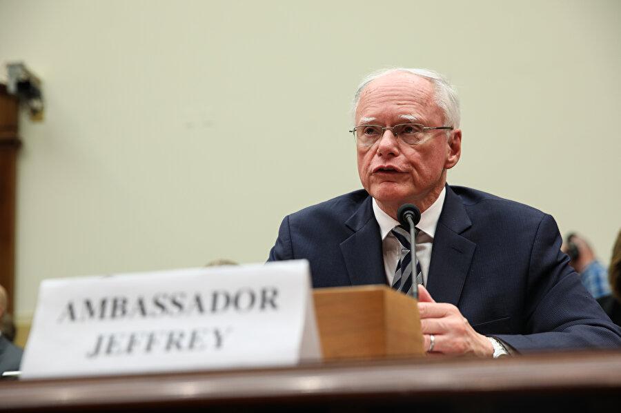 ABD'nin Suriye Özel Temsilcisi James Jeffrey -AA