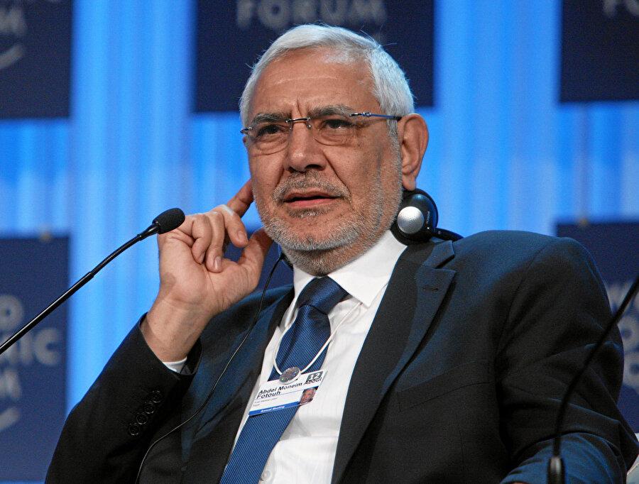 Müslüman Kardeşler Teşkilatı'nın eski liderlerinden doktor Abdulmunim Ebulfutuh