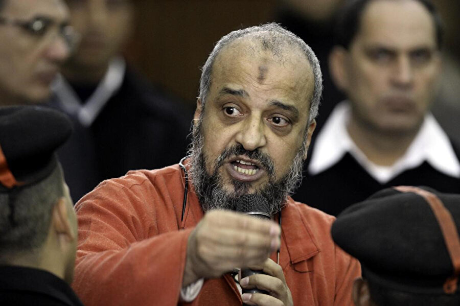 Muhammed el-Biltaci, duruşmada 'güldüğü' gerekçesiyle 'yargıya hakaretten' 2 yıl hapis cezası almıştı.