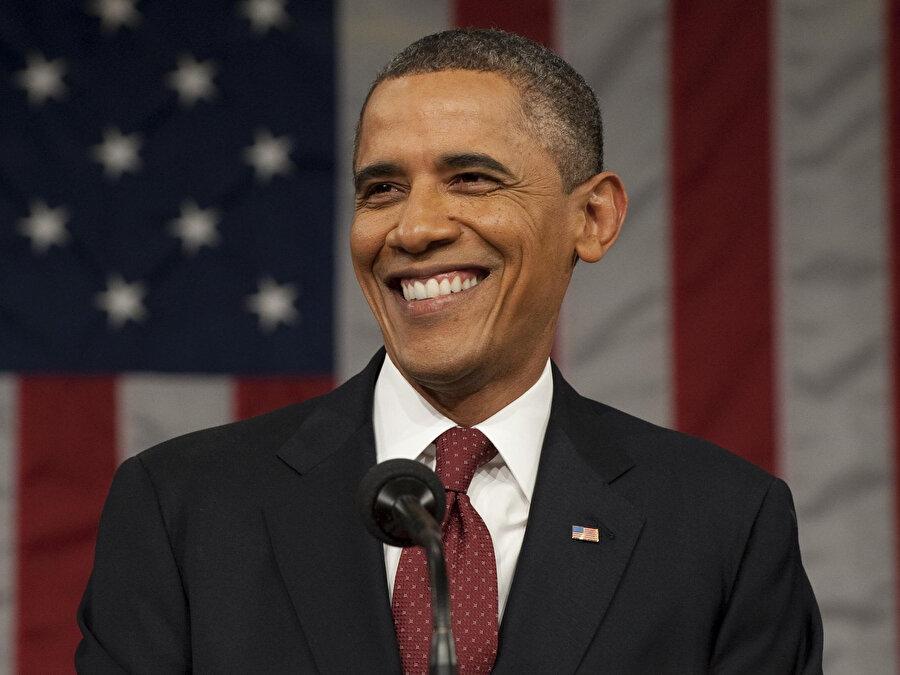 ABD'de beyaz olmayan tek başkan Barack Obama'ydı.