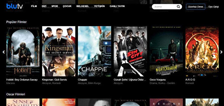 BluTV, Türkiye'de Netflix'ten sonra popüler olan dijital platform olarak biliniyor