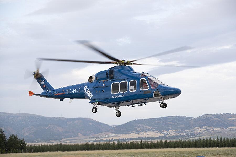 Gökbey helikopteri