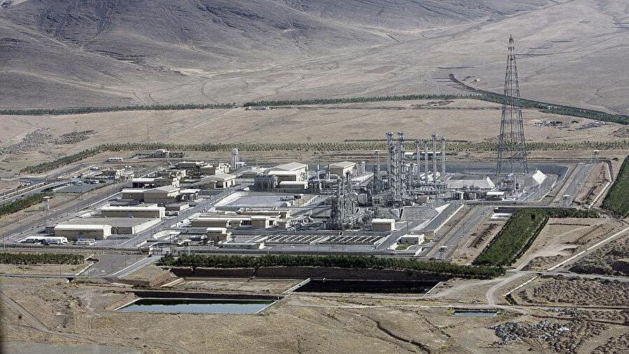 İran Arak Nükleer Tesisi -REUTERS