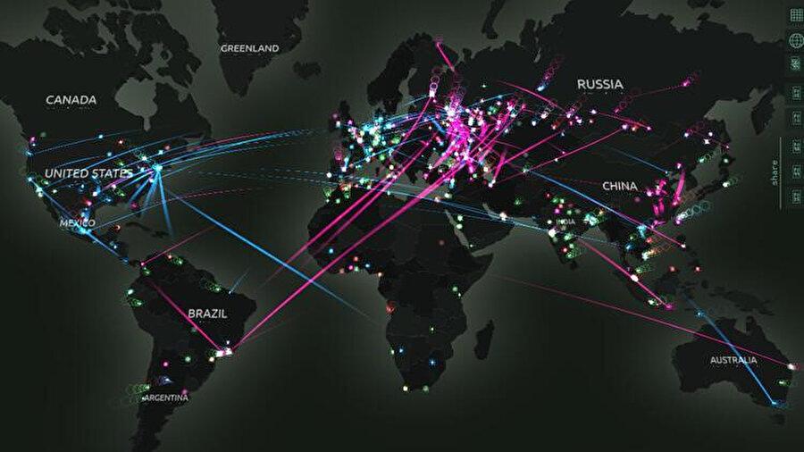 Çin ve Rusya, 'veri saklanması' konusunda oldukça büyük bir hassasiyete sahip. İki ülke de özellikle ABD kaynaklı ortaya çıkarılan cihaz ve yazılımlara mesafeli yaklaşıyor.