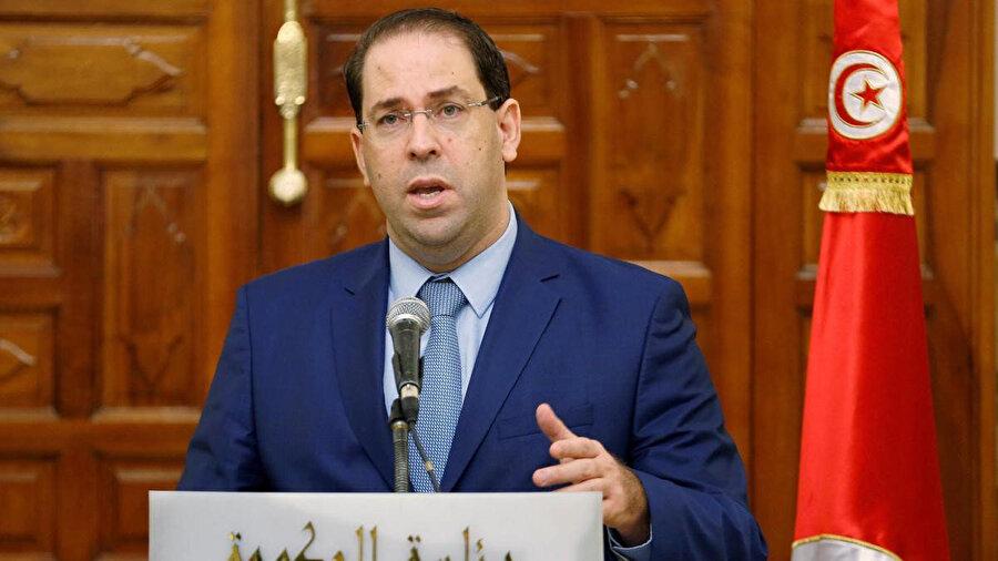 Başbakan Yusuf Şahid, peçe yasağına gerekçe olarak güvenlik riskini gösterdi.