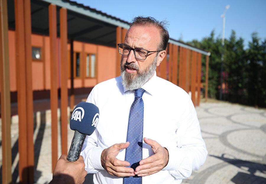 Hayvan Haklarını Araştırma Komisyonu Başkanı Mustafa Yel.