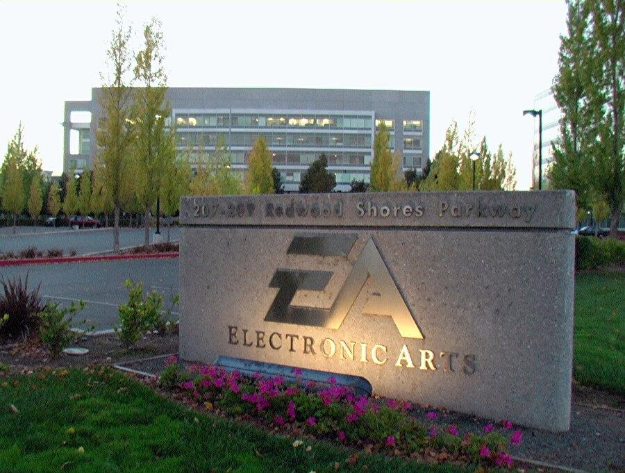 Electronic Arts'ın ABD'deki merkezi.