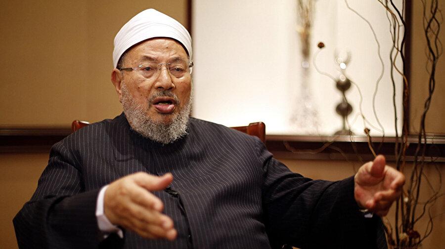 1960'lardan itibaren Katar'da yaşayan Şeyh Yûsuf el Karadâvî de İhvân'ın partileşmesine destek veren isimlerden biriydi.