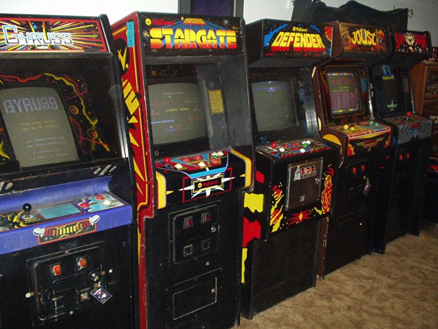 Atari salonu.