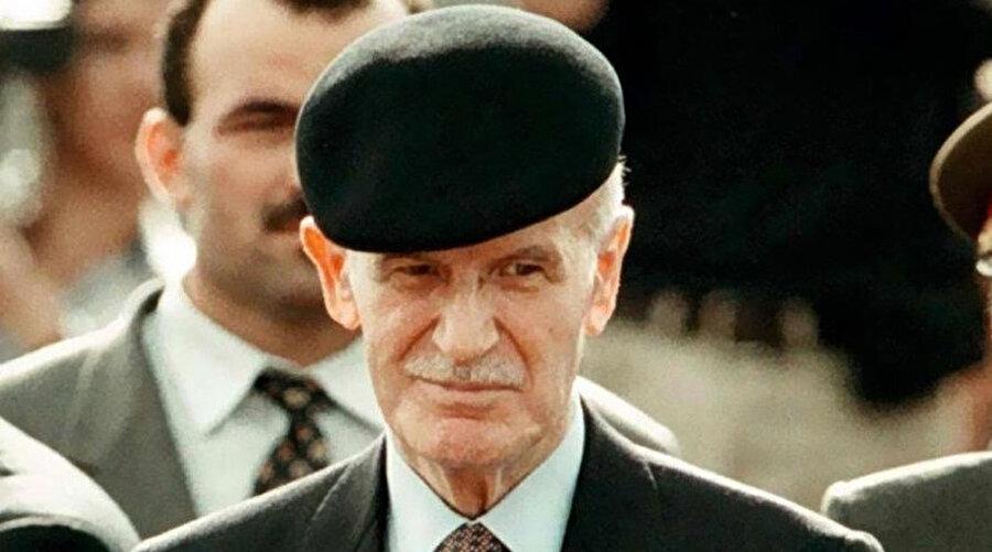 Hâfız Esed, 1970'de el koyduğu iktidarı 2000'deki ölümüne dek sürdürdü.