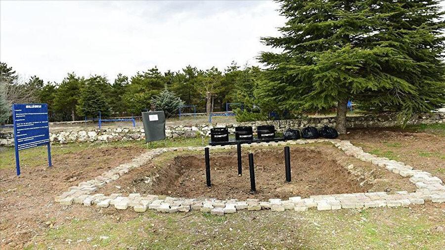 40 bin Mehmetçiğe, 'Sıfır Atık Projesi' kapsamında eğitim verildi