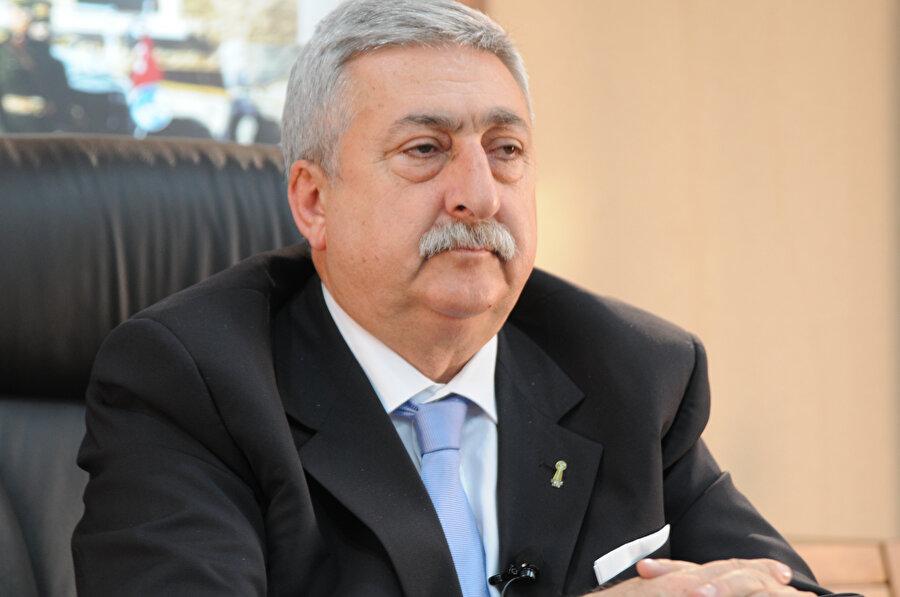 Türkiye Esnaf ve Sanatkarları Konfederasyonu (TESK)Genel Başkanı Bendevi Palandöken
