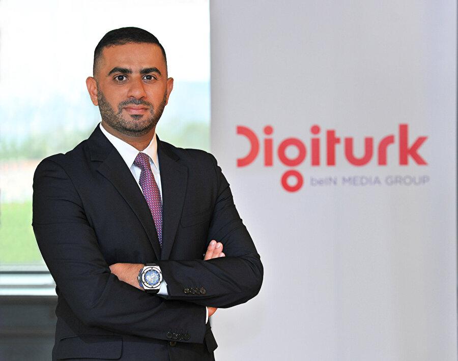Digiturk Ceo'su Yousef Al-Obaidly