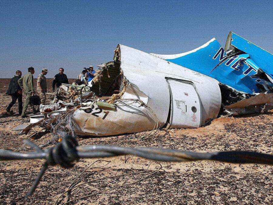 Mısır, geçtiğimiz yıllarda uçak kazaları ve terör saldırılarıyla gündeme gelmişti.