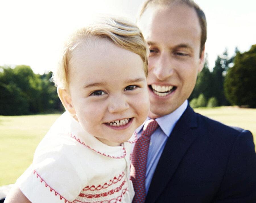 Prens William / oğlu Prens George