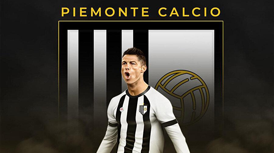 Juventus yerine Piemonte Calcio isimli bir takım olacak.