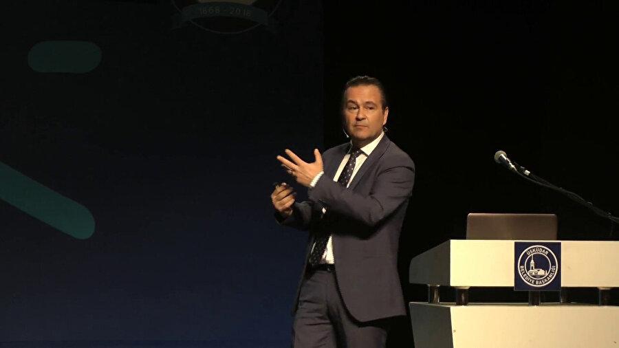 Boğaziçi Üniversitesi Kandili Rasathanesi ve Deprem Araştırma Enstitüsü Müdürü Prof. Dr. Haluk Özener