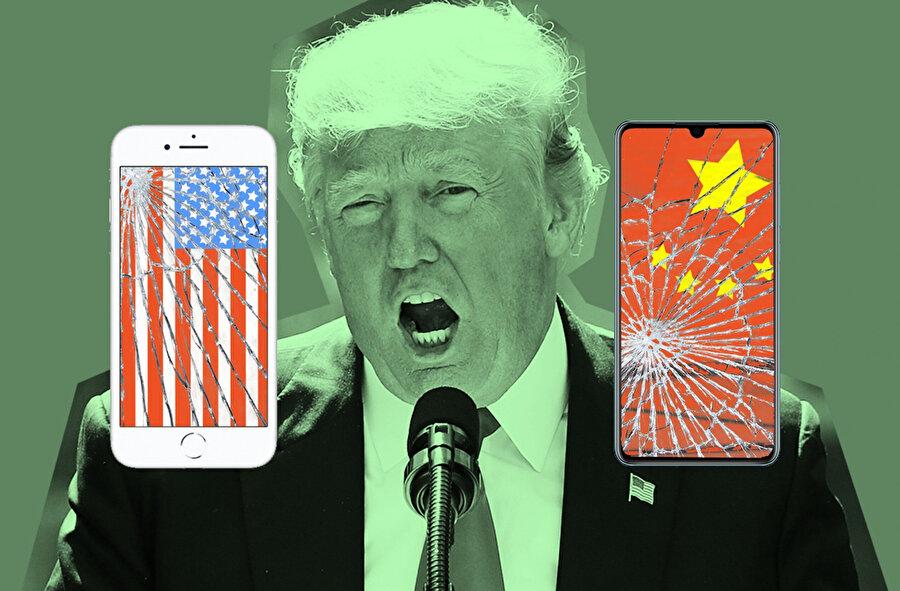 ABD Başkanı Donald Trump ve birçok milletvekili Huawei'yi ülke güvenliğine bir tehdit olarak görüyor.