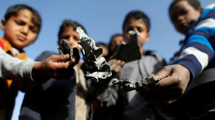 Yemen'de 2005'ten beri devam eden çatışmalar sırasında çoğu sivil on binlerce kişi yaşamını yitirdi.