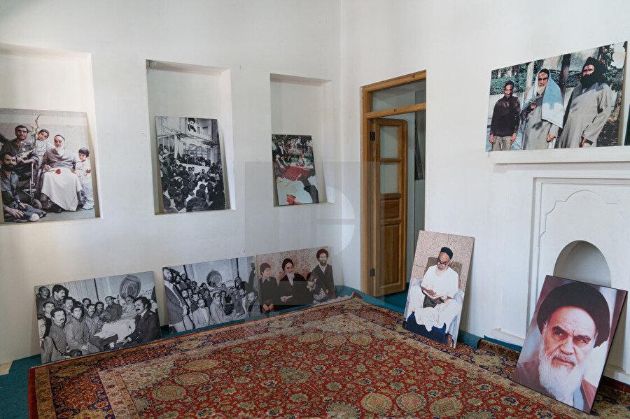 İran'ın Humeyn şehrinde, Humeynî'nin çocukluğunu geçirdiği ev, günümüzde müzedir.