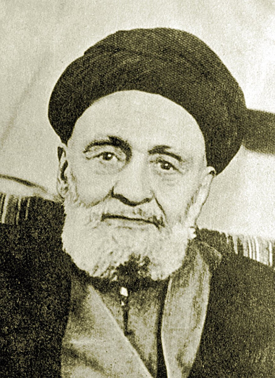 Ayetullah Ebu'l-Kâsım Kâşânî (1882-1962).