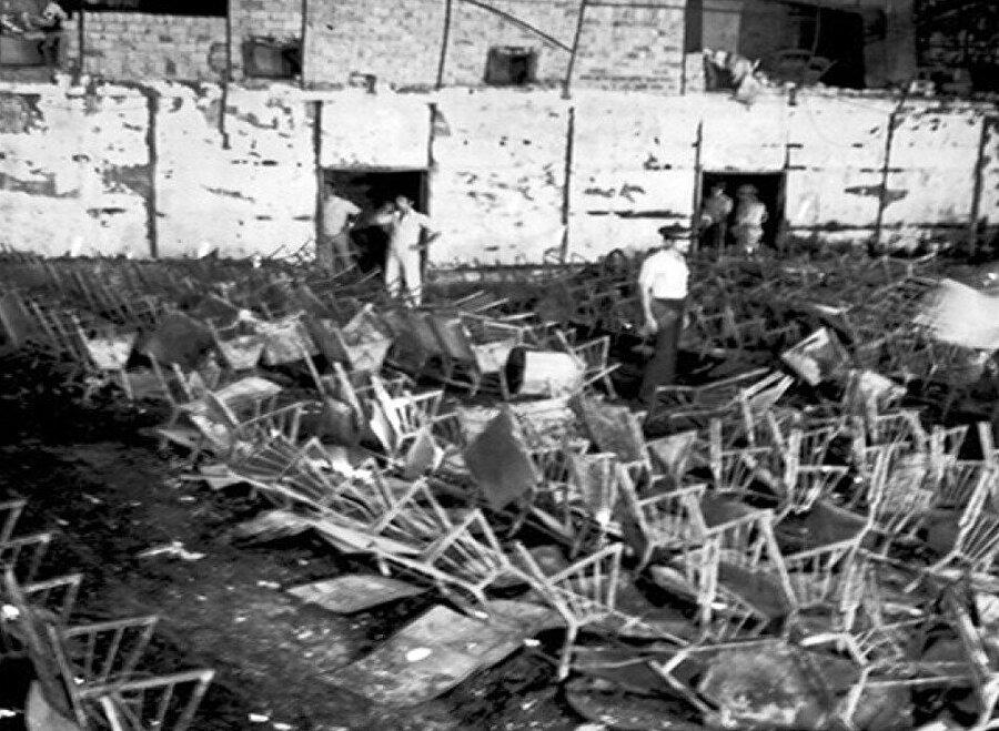 400'den fazla insana mezar olan Rex Sineması, yangından sonra...