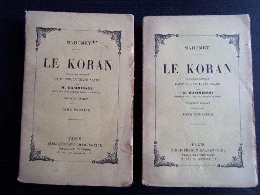 Kazimirskiy'nin Kur'an tercümesinin bugünlerde bile tekrar baskısı yapılmaktadır.