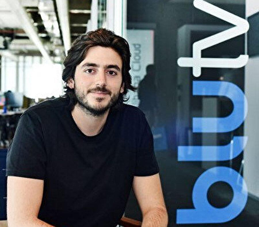 BluTV CEO'su Aydın Doğan Yalçındağ