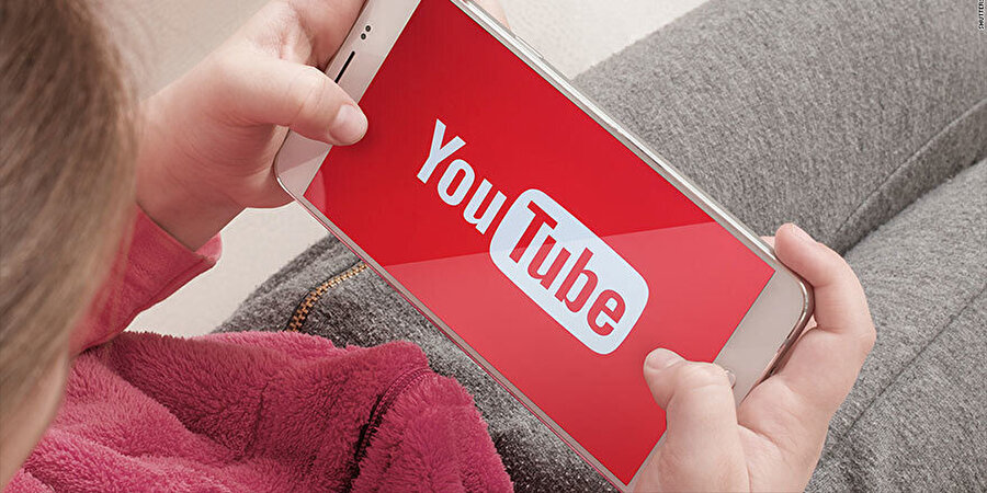 Çocuklar YouTube daha ilgili